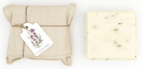 Castelbel Duftseife Lavendelblüten Leinen