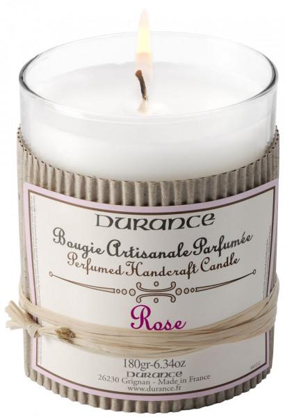Durance Duftkerze Rose