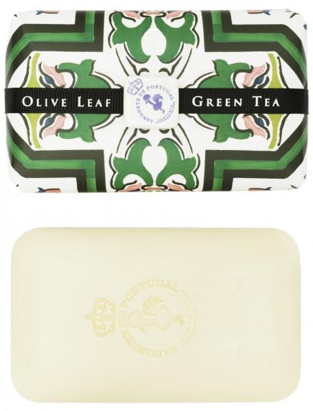 Castelbel Duftseife Azulejo Olive-Grüner Tee