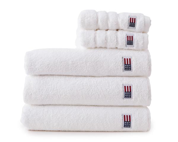 Lexington Handtücher Original weiß