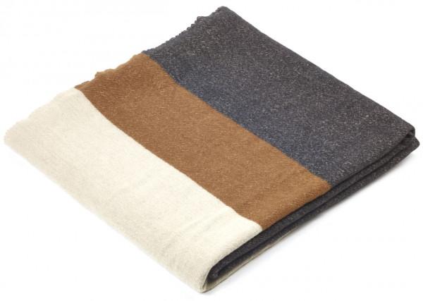 Libeco Plaid Nash grau/beige/braun