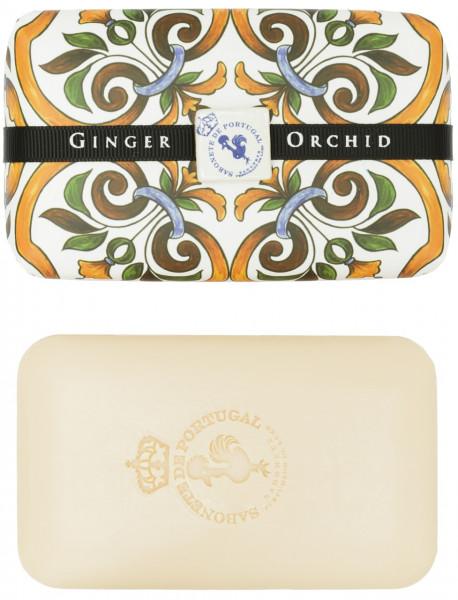 Castelbel Duftseife Azulejo Ingwer-Orchidee