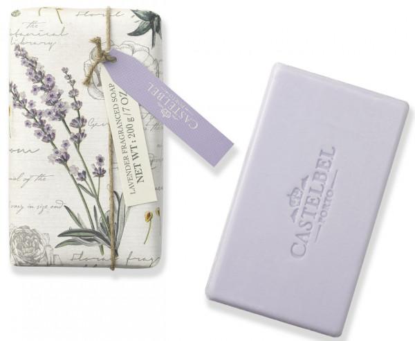 Castelbel Duftseife Botanical Library Lavendel