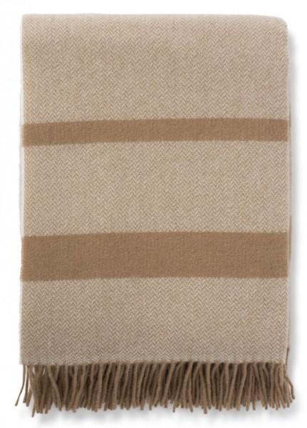 Lexington Decke Wool Throw Herringbone
