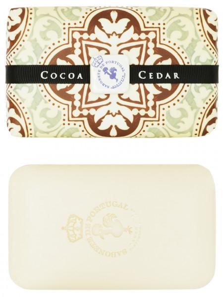 Castelbel Duftseife Azulejo Kakao-Zeder
