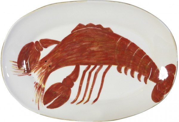 Flamant Platte Mare Lobster rot