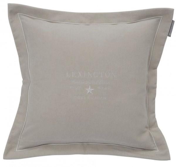 Lexington Kissenbezug Velvet Hotel Embroidery